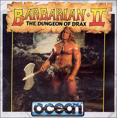 Barbarian : The Ultimate Warrior (C64) Amstra10