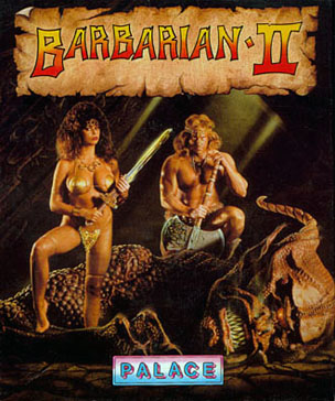 Barbarian : The Ultimate Warrior (C64) Barbar11