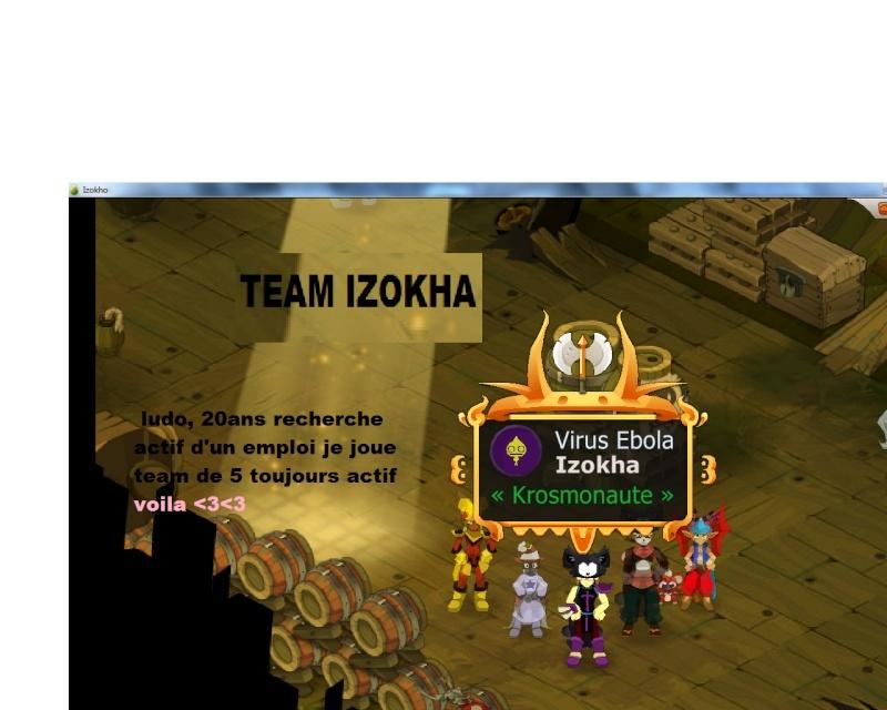Candidature FTY Guilde Virus Ebola Izokha12