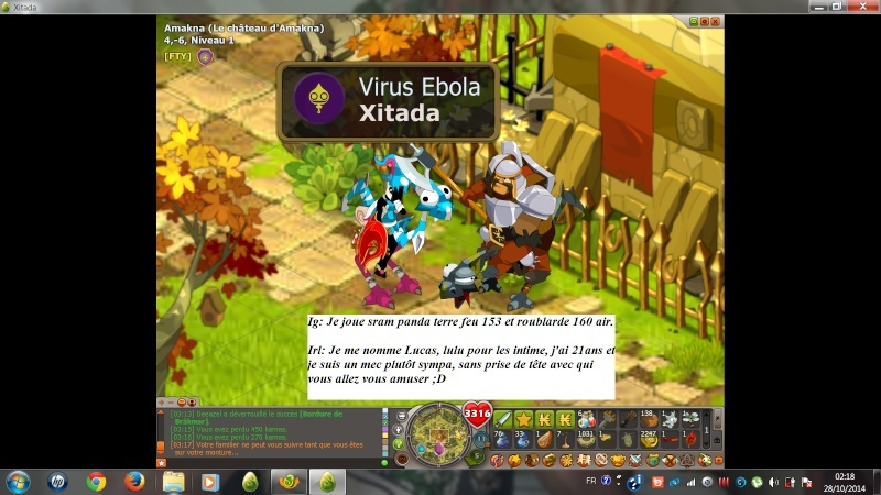 Candidature FTY Guilde Virus Ebola Prysen13