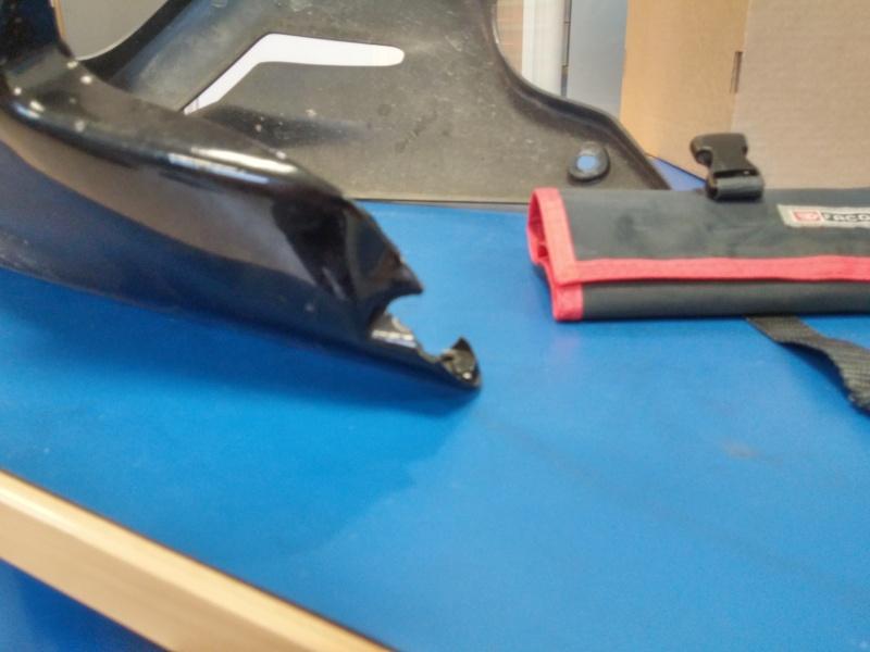 Réparation sabot Ermax 20141010