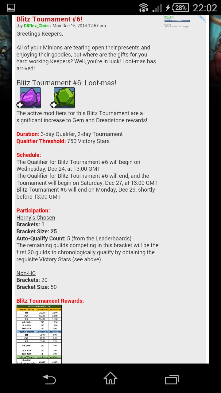 tournoi blitz 6 Screen22