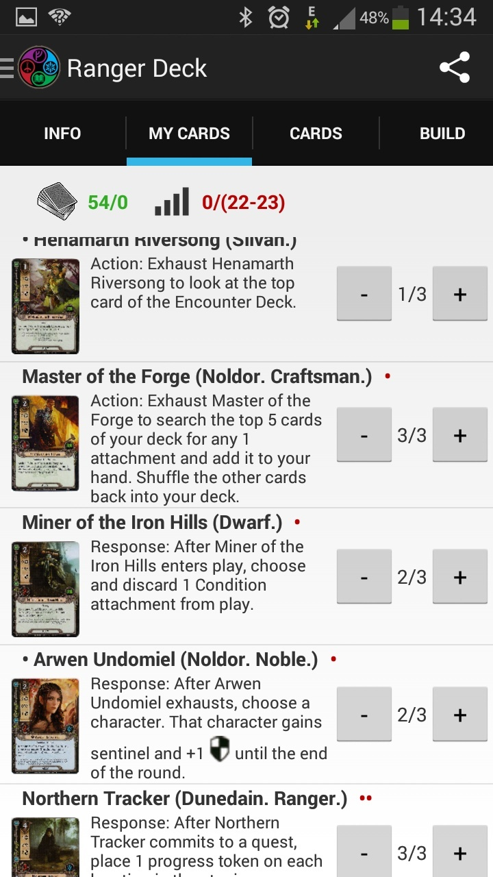 LoTR DeckBuilder - Application Android (disponible voir page 8) My_car10
