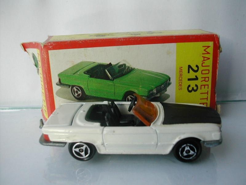 N°213 Mercedes 350 SL _57_3510