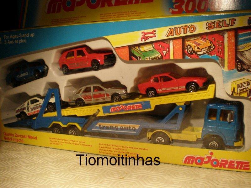 N°3092 Saviem PS30 Porte Autos Pb270510