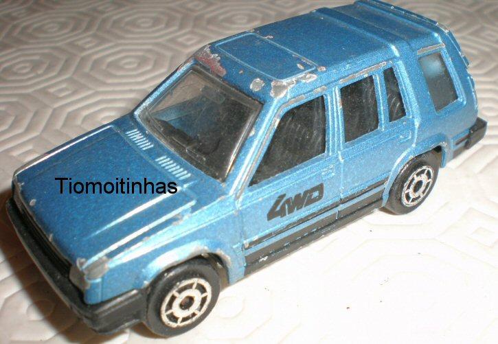 N°273 TOYOTA TERCEL 4WD Pc020211