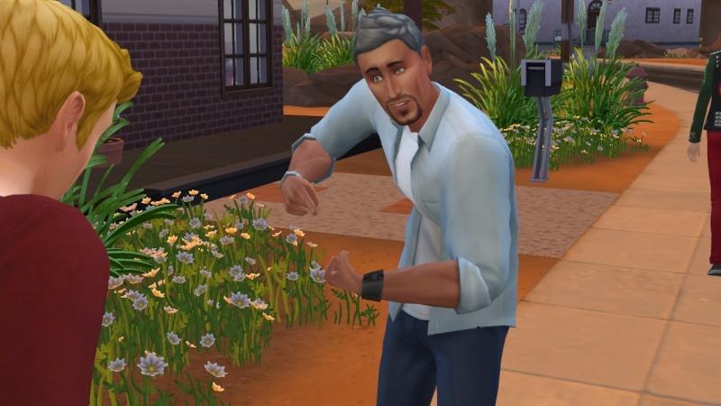 Hot elders in sims 4 10-31-10