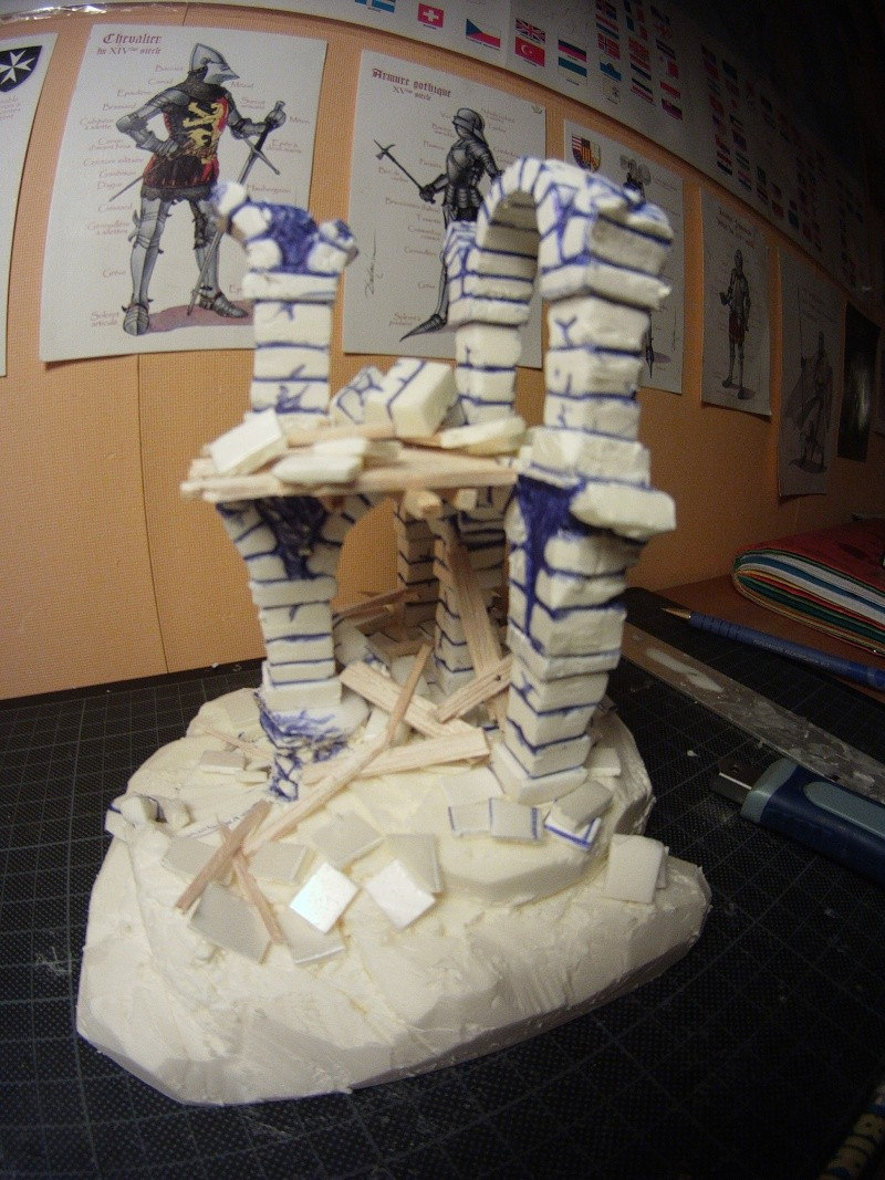 une petite ruine Romaine File0711