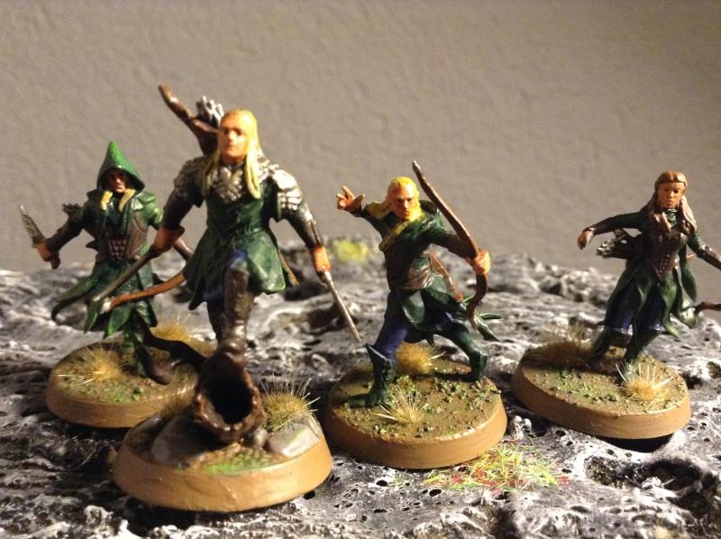Elfes de Mirkwood (The Hobbit) Img_2516