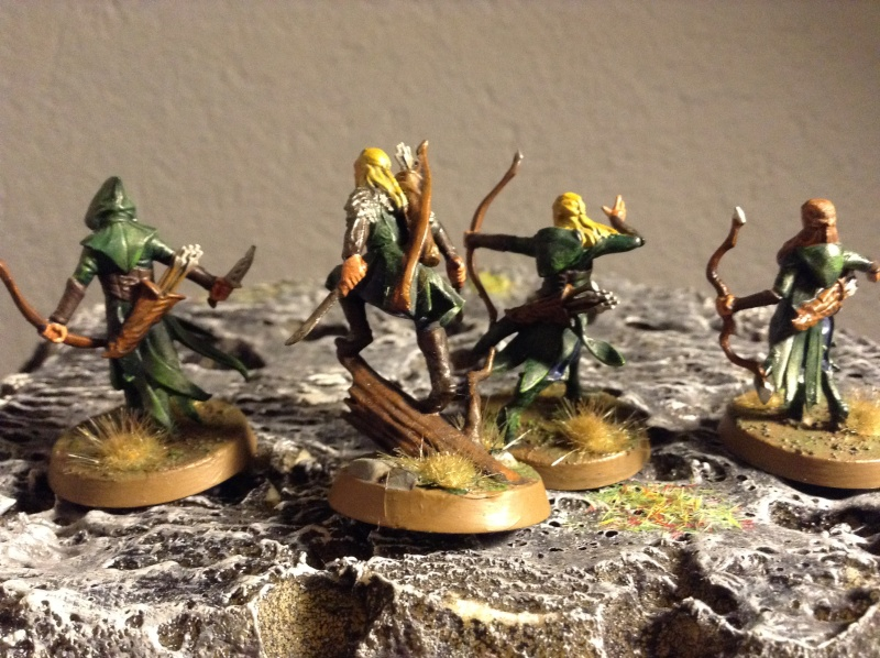 Elfes de Mirkwood (The Hobbit) Img_2517