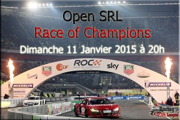 rF1 - Race of Champions SRL 2015 Open10