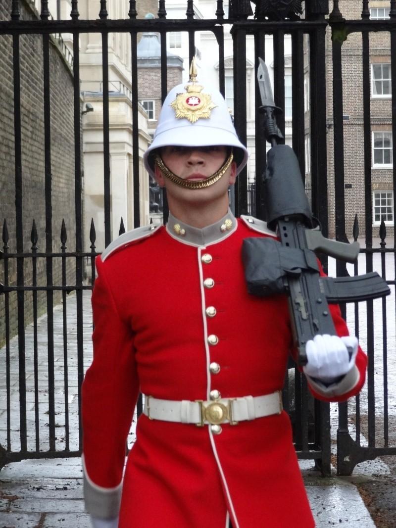 ...  à Londres, Saint-James Palace Dsc01714