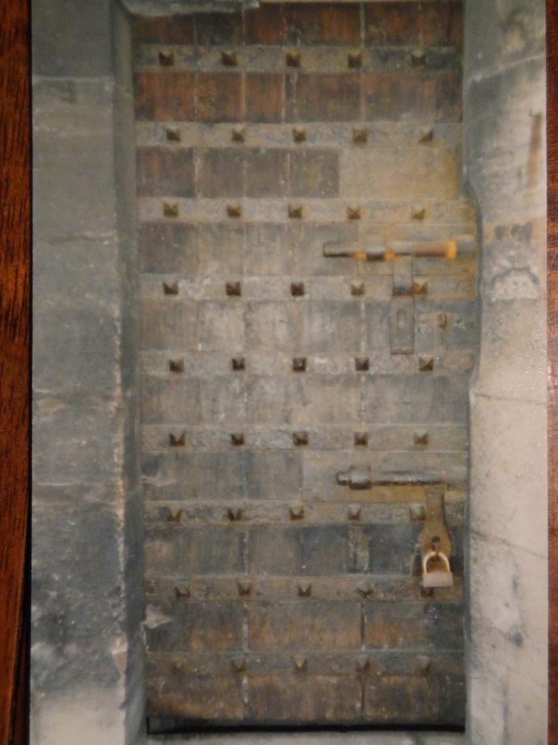 Plans et aménagements du donjon du Temple : la grande tour, la petite tour Dsc09943
