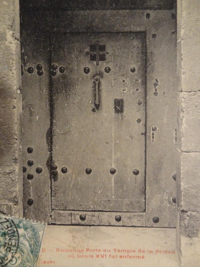 Plans et aménagements du donjon du Temple : la grande tour, la petite tour Dsc09946