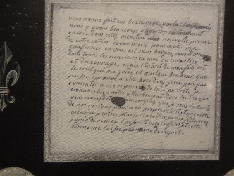 La correspondance de Marie-Antoinette avec Jarjayes - Page 2 Dsc09949