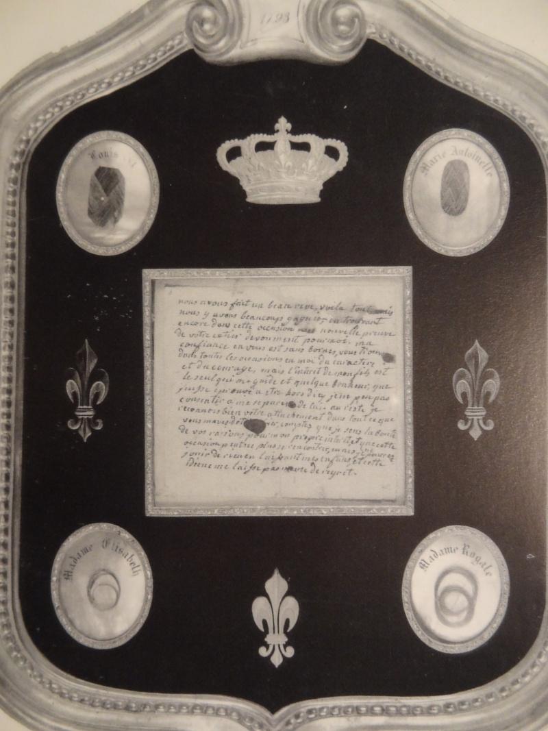 La correspondance de Marie-Antoinette avec Jarjayes - Page 2 Dsc09950
