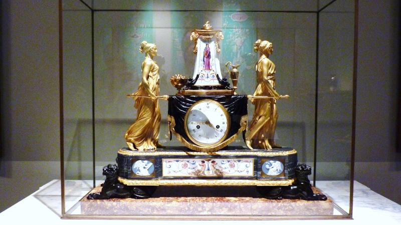 Pendules et horloges de Marie-Antoinette P1000110