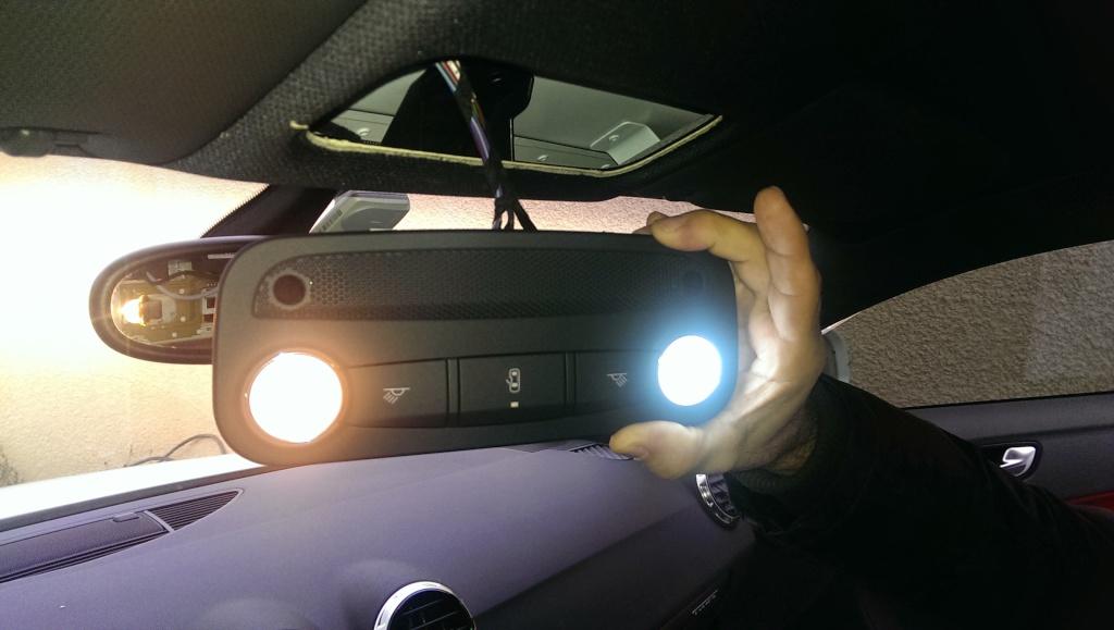 Audi TT 2.0 litres TFSI Quattro Blanc Ibis S line - Page 3 Imag1410