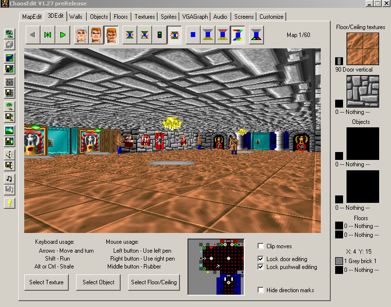 Wolf3d Map Editors Bandic10