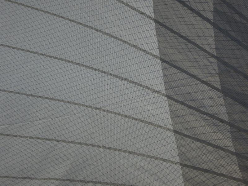 PORTIQUE - Un exemple de portique en alu sur Océanis 430 410