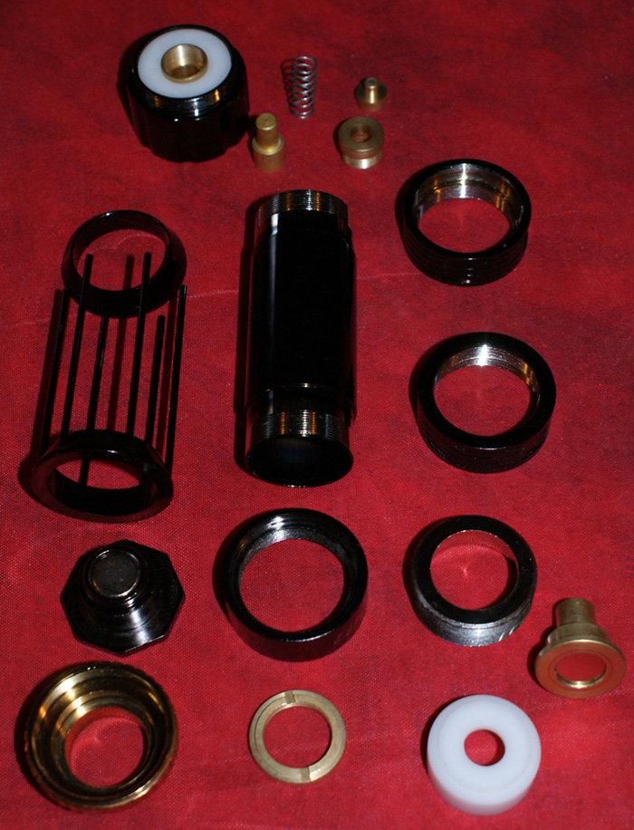Mod méca joyelife energy column 26650 Dsc01716