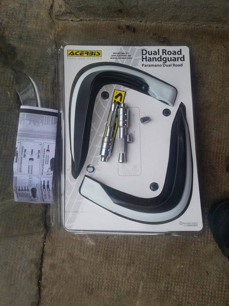 Protège-mains Acerbis dual road Dualro10