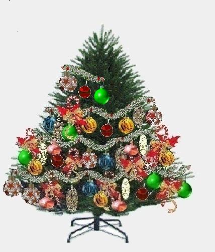 """Gara """"L'albero di Natale"""" dal 16.12 al 20.12.14 Albero19"""