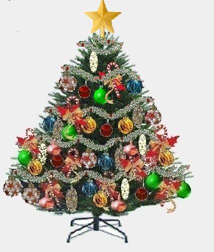 Vincitrici Albero di Natale 2014 Blusolemare,Melissa,Franca46 Albero25