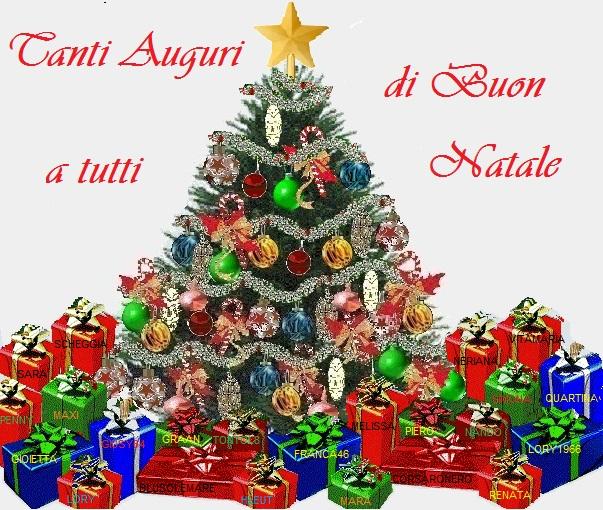 Vincitrici Albero di Natale 2014 Blusolemare,Melissa,Franca46 Albero26