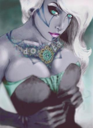 Elfos de Oscuridad (Drows) Avatar14