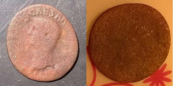 Identification d'une monnaie cuivre (S.Caesar .... ) ? Romain10