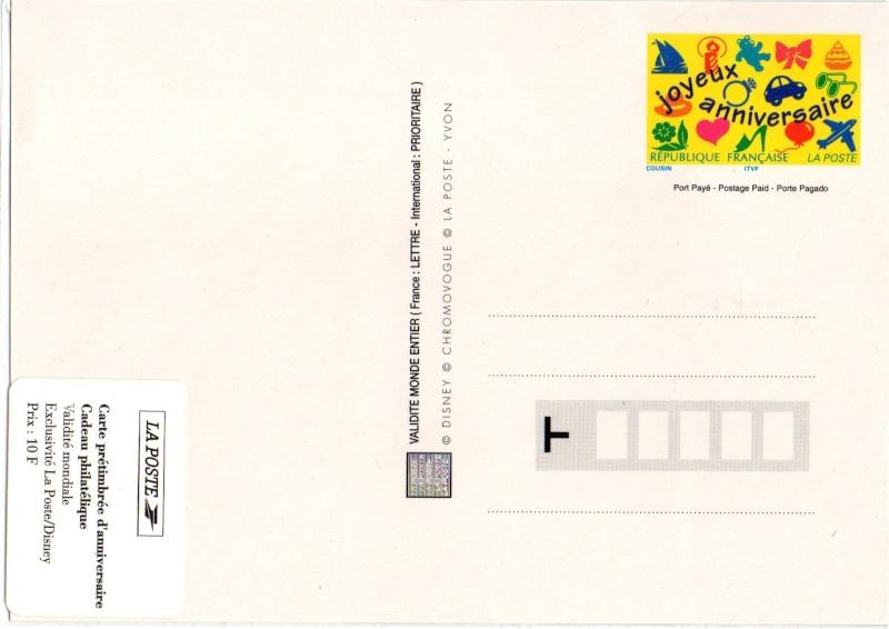 Les cartes postales Disney Img05910