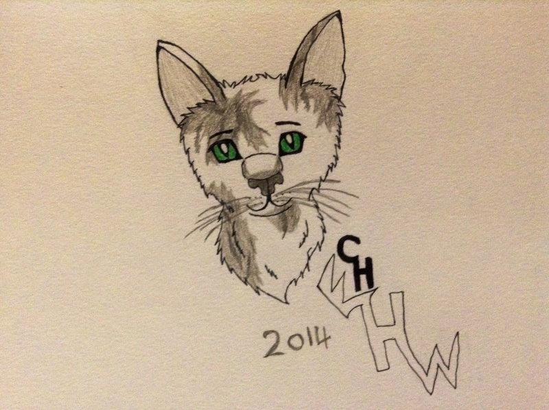 ColonelHamster's art Kitty11
