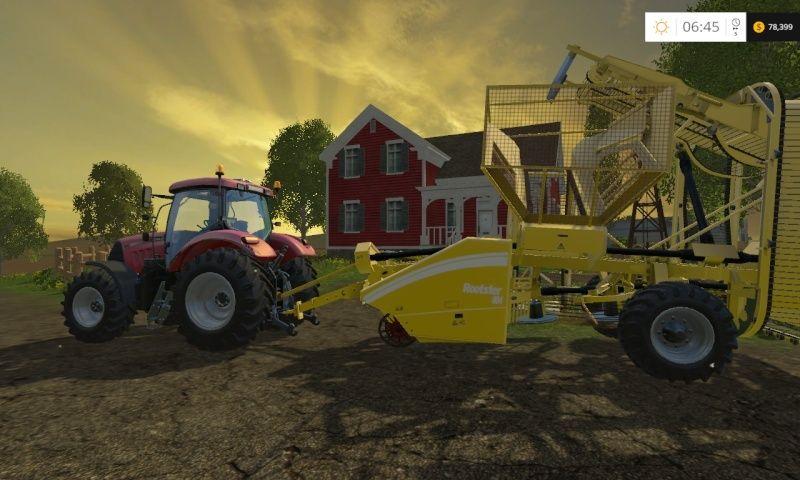 Grimme HEN 245 Potato Harvester 3832_210