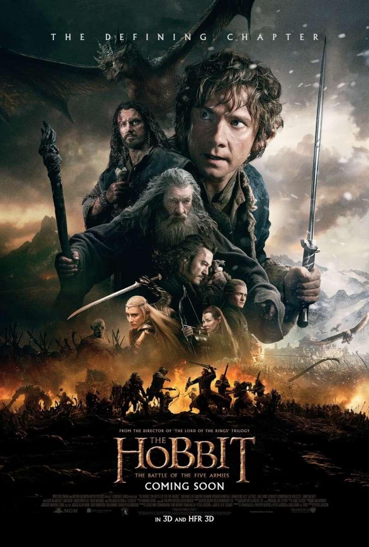 Hobbit 3 : La bataille des 5 armées  38268710