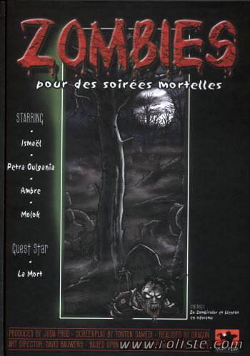 [Possédé] Zombie by Juda prod Zomb10