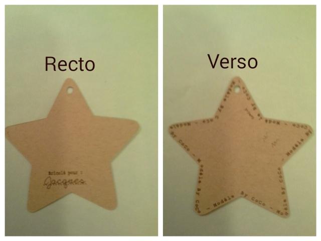 Recto Verso avec un imprimé et un cut ?? Etoile10