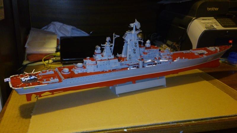Russe Cuiser Almirante Ushakov 1/350 trompetista. 04520  Dsc_0012