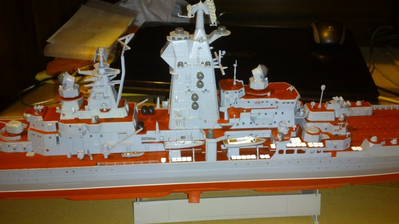 Russe Cuiser Almirante Ushakov 1/350 trompetista. 04520  Dsc_0013