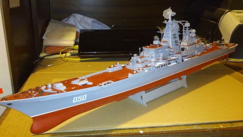Russe Cuiser Almirante Ushakov 1/350 trompetista. 04520  Dsc_0016