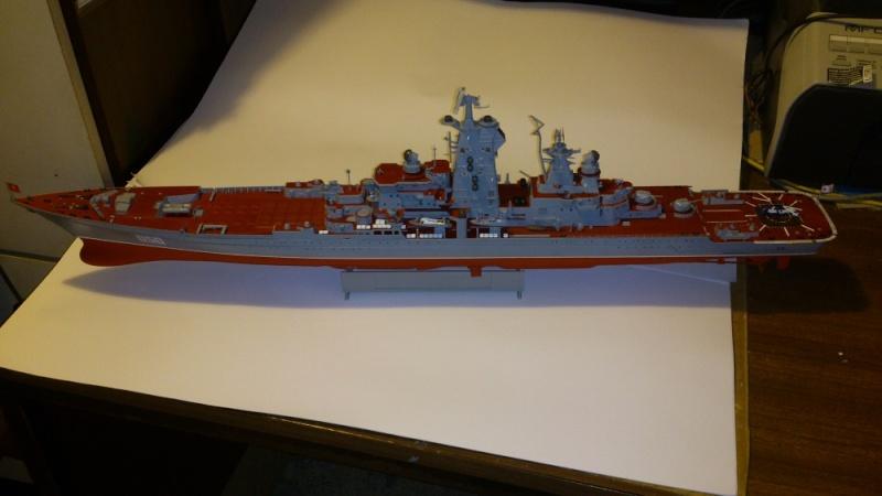 Russe Cuiser Almirante Ushakov 1/350 trompetista. 04520  Dsc_0017
