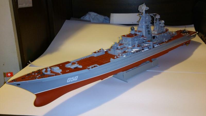 Russe Cuiser Almirante Ushakov 1/350 trompetista. 04520  Dsc_0019