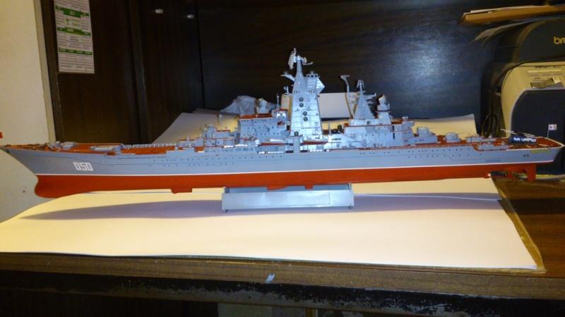 Russe Cuiser Almirante Ushakov 1/350 trompetista. 04520  Dsc_0021