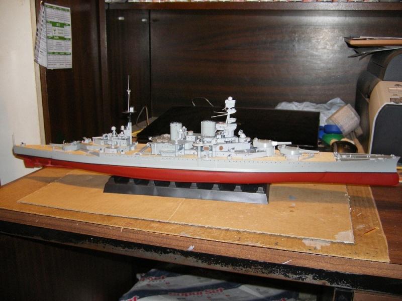 HMS Repulse a 1/350 de Trumpeter Imgp0612