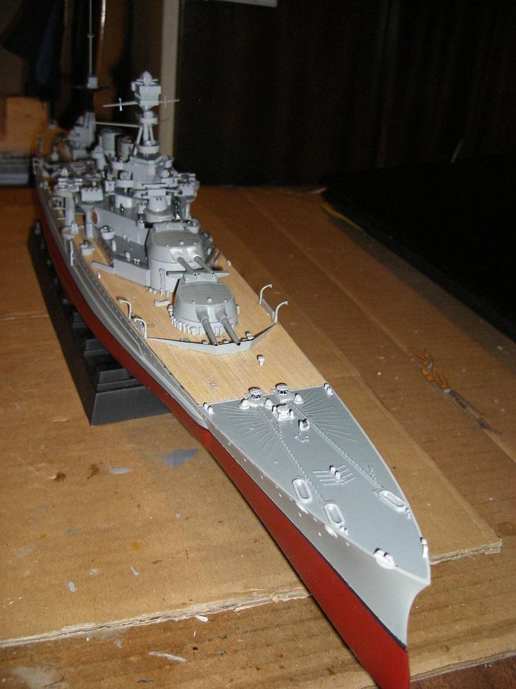 HMS Repulse a 1/350 de Trumpeter Imgp0613