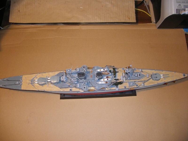HMS Repulse a 1/350 de Trumpeter Imgp0615