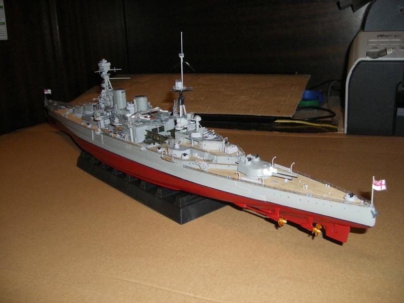 HMS Repulse a 1/350 de Trumpeter Imgp0616
