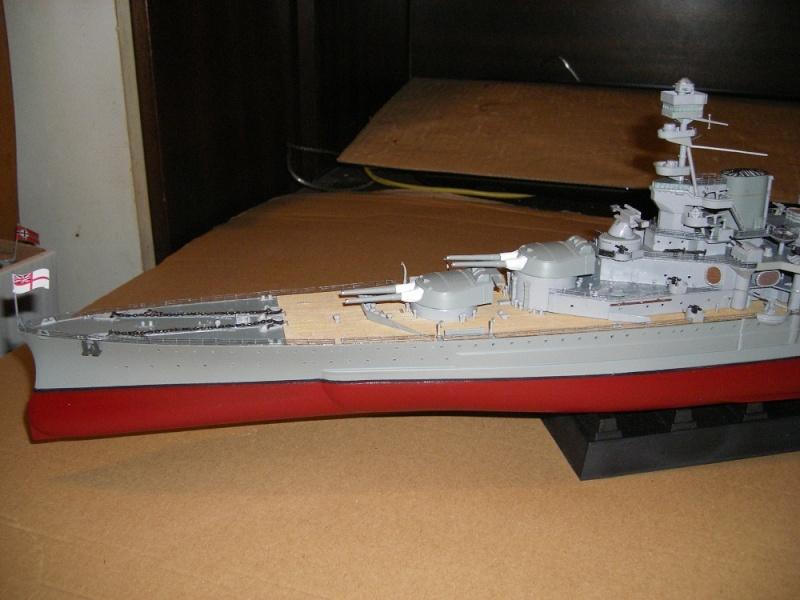 HMS Repulse a 1/350 de Trumpeter Imgp0617