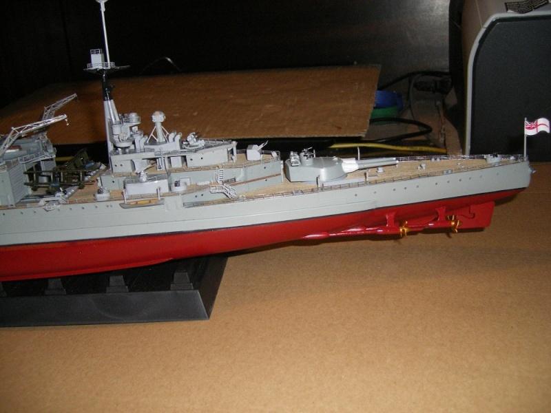 HMS Repulse a 1/350 de Trumpeter Imgp0618