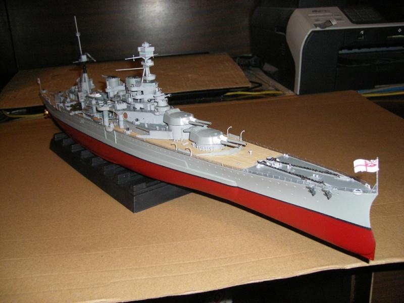 HMS Repulse a 1/350 de Trumpeter Imgp0619